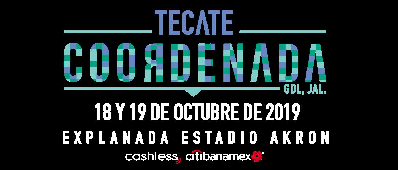 Tecate coordenada cashless citibanamex